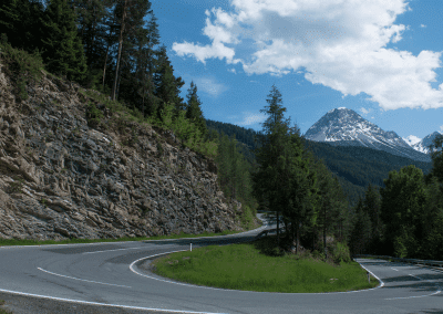 Cycle the Alps 2014 Day 2